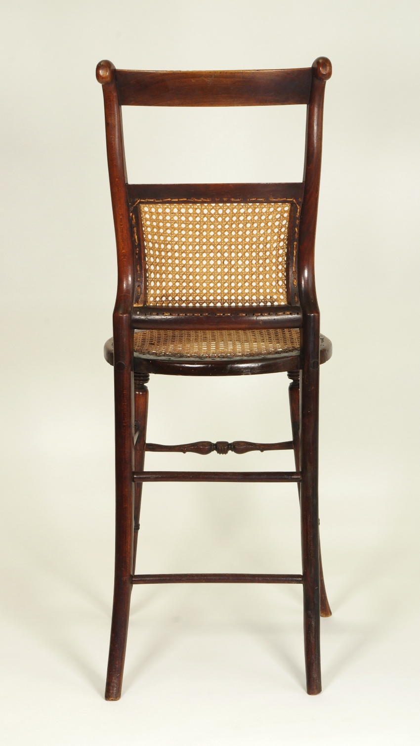 View 4: Regency Child's Correction Chair, c. 1830
