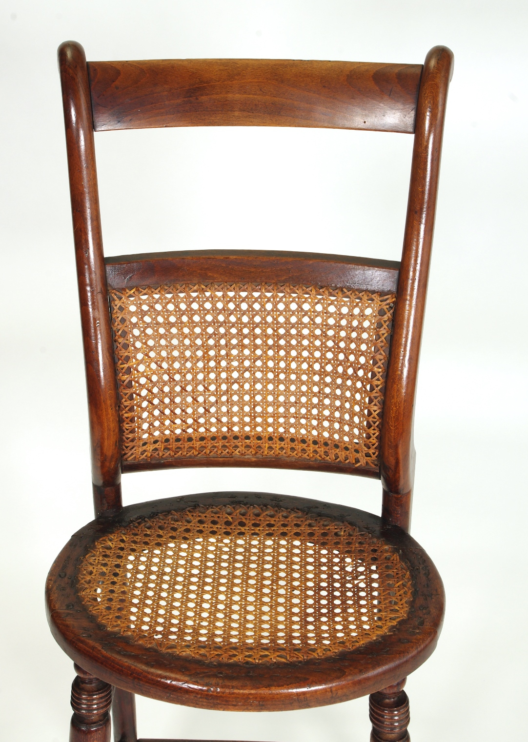 View 6: Regency Child's Correction Chair, c. 1830