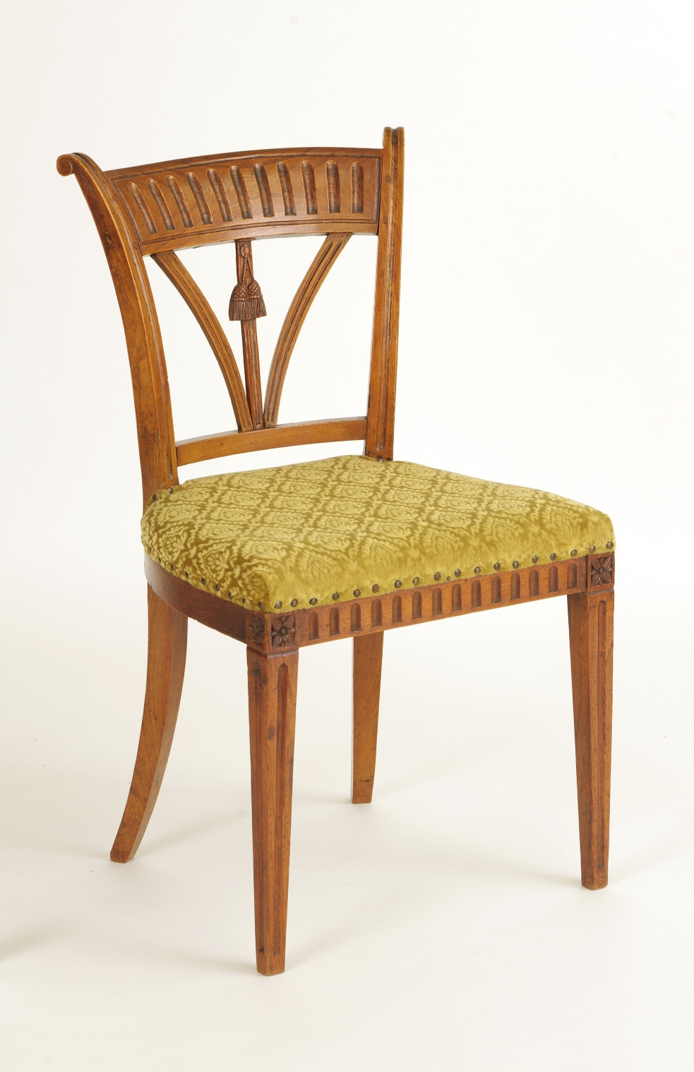 View 3: Set of Four Italian Side Chairs