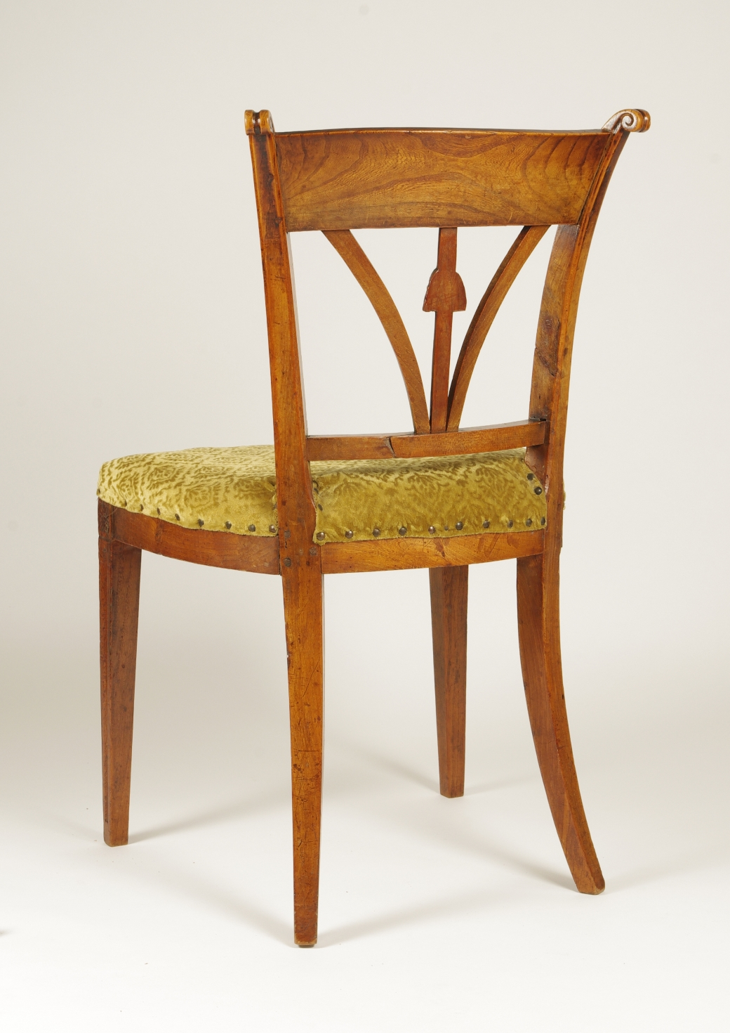 View 9: Set of Four Italian Side Chairs