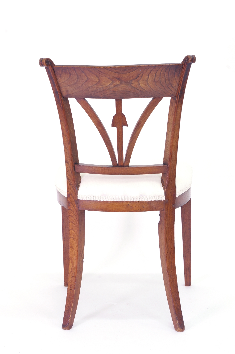 View 7: Set of Four Italian Side Chairs, c. 1800