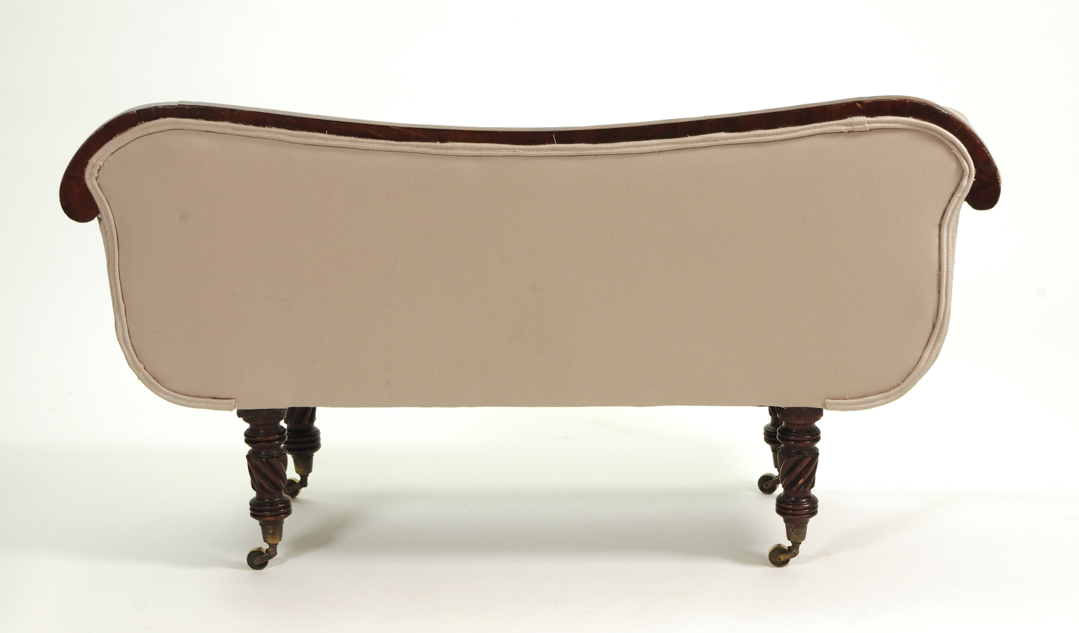View 6: Regency Mahogany Child's Sofa, c. 1820