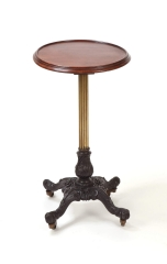 "View 2: Victorian Reading Table, ""Carter's Literary Machine"", c. 1885"