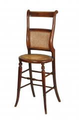View 1: Regency Child's Correction Chair, c. 1830