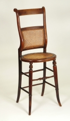 View 2: Regency Child's Correction Chair, c. 1830