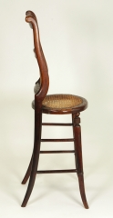 View 5: Regency Child's Correction Chair, c. 1830