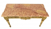 View 5: Fine Italian Carved and Giltwood Neoclassical Console Table, c.1790