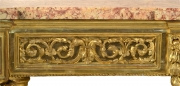 View 7: Fine Italian Carved and Giltwood Neoclassical Console Table, c.1790