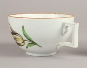 View 6: Marcolini Meissen Cup and Saucer, c. 1810