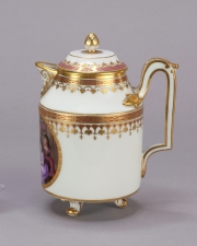 View 2: Vienna Porcelain Covered Milk Jug, c. 1794