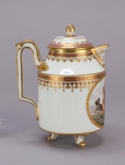 View 3: Vienna Porcelain Covered Milk Jug, c. 1794
