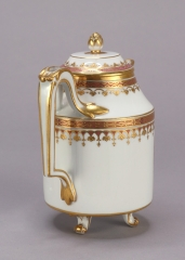 View 4: Vienna Porcelain Covered Milk Jug, c. 1794