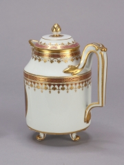 View 5: Vienna Porcelain Covered Milk Jug, c. 1794
