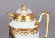 View 7: Vienna Porcelain Covered Milk Jug, c. 1794