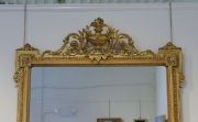 View 4: Pair of Louis XVI Style Giltwood Pier Mirrors, c. 1840