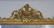 View 8: Pair of Louis XVI Style Giltwood Pier Mirrors, c. 1840