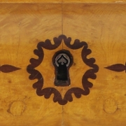 View 8: French Restauration Burr Ash Chest of Drawers, c. 1825