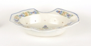 View 2: French Faience Barber Bowl, Quimper, c. 1930