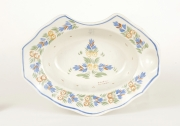 View 6: French Faience Barber Bowl, Quimper, c. 1930