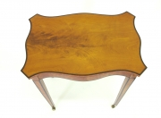 View 6: George III Satinwood Side Table, c. 1790