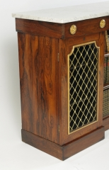 View 7: William IV Rosewood Side Cabinet, c. 1830