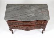 View 5: Louis XV Walnut Serpentine Chest c. 1770-80