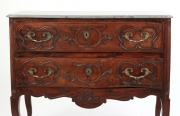View 7: Louis XV Walnut Serpentine Chest c. 1770-80