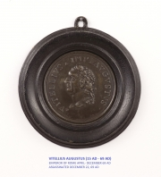 View 4: Set of Six Grand Tour Spelter Medallions, Mid 19th c.