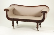 View 10: Regency Mahogany Child's Sofa, c. 1820